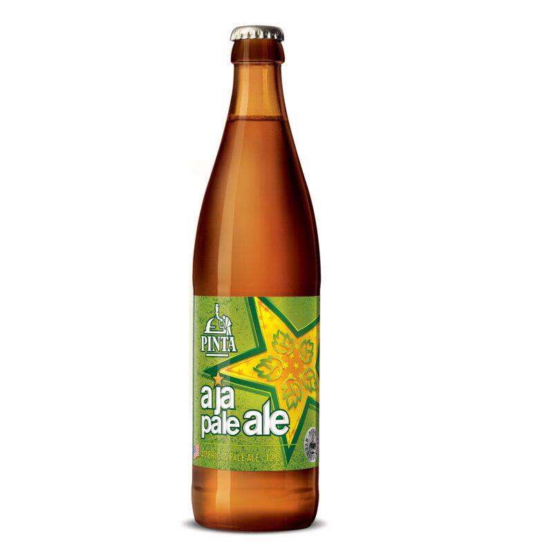 PINTA A ja pale ale bottle