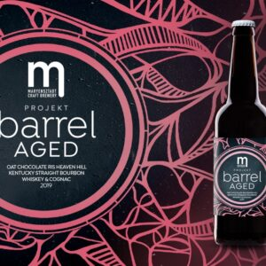 Barrel Aged Oat Chocolate RIS 1600
