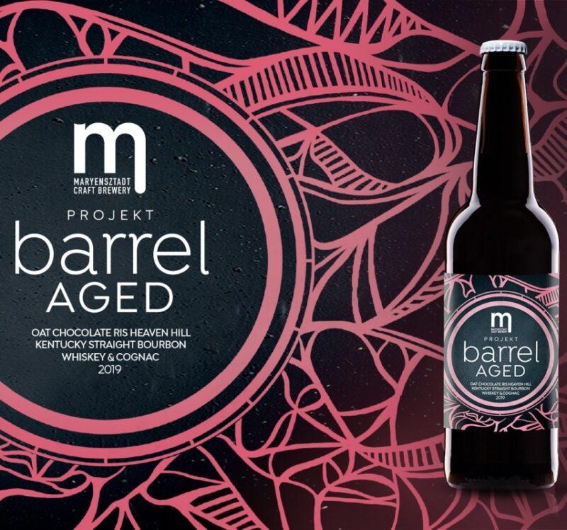 Barrel Aged Oat Chocolate RIS 1600