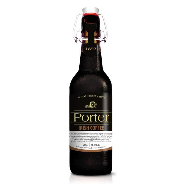 Porter Irish Coffee
