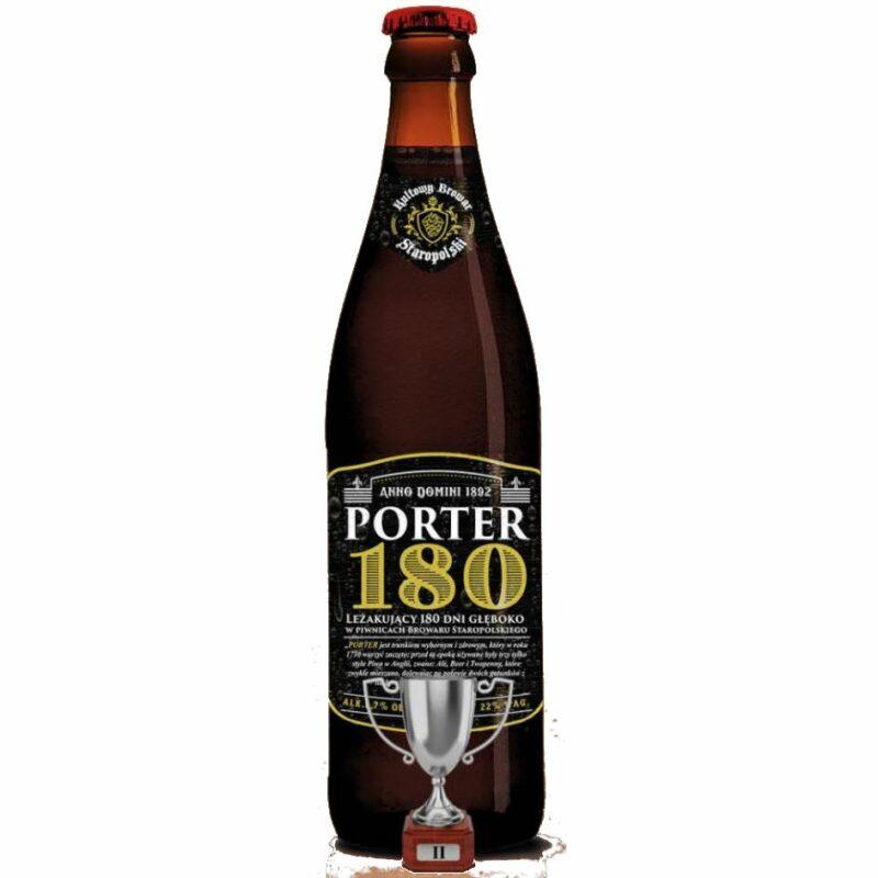 Staropolski porter 180