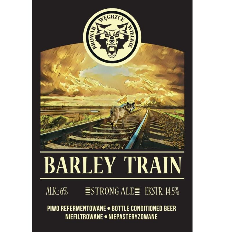 barley train
