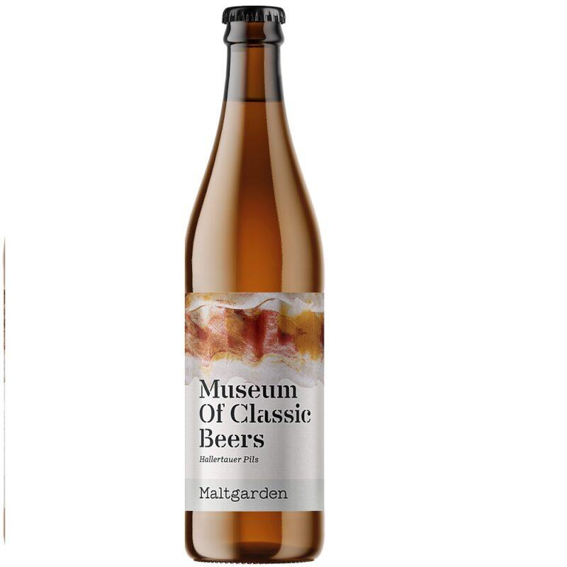 butelka MG museumofclassibeers pils