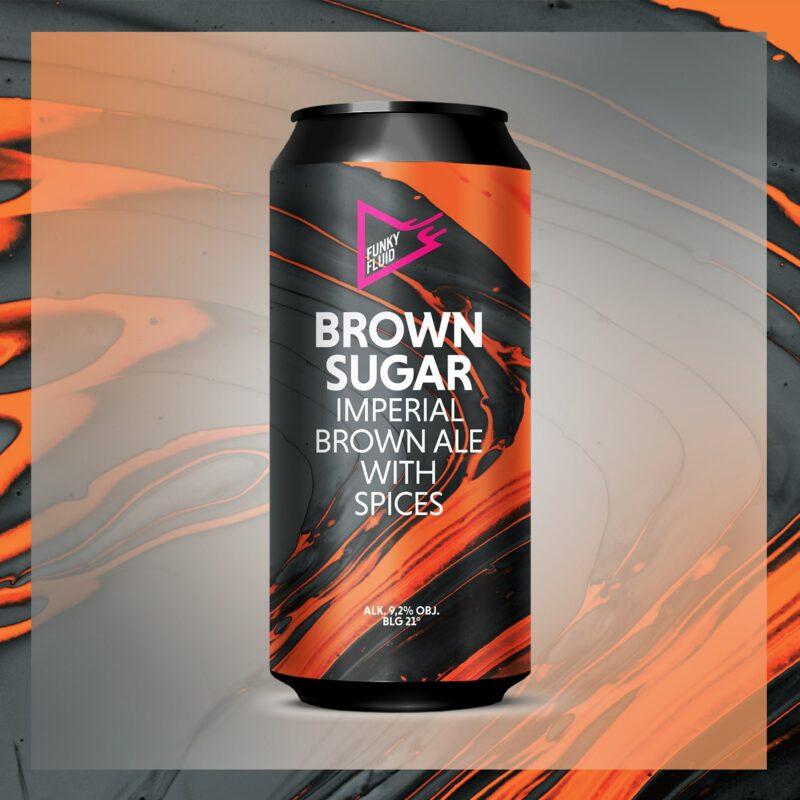 funky fluid brown sugar