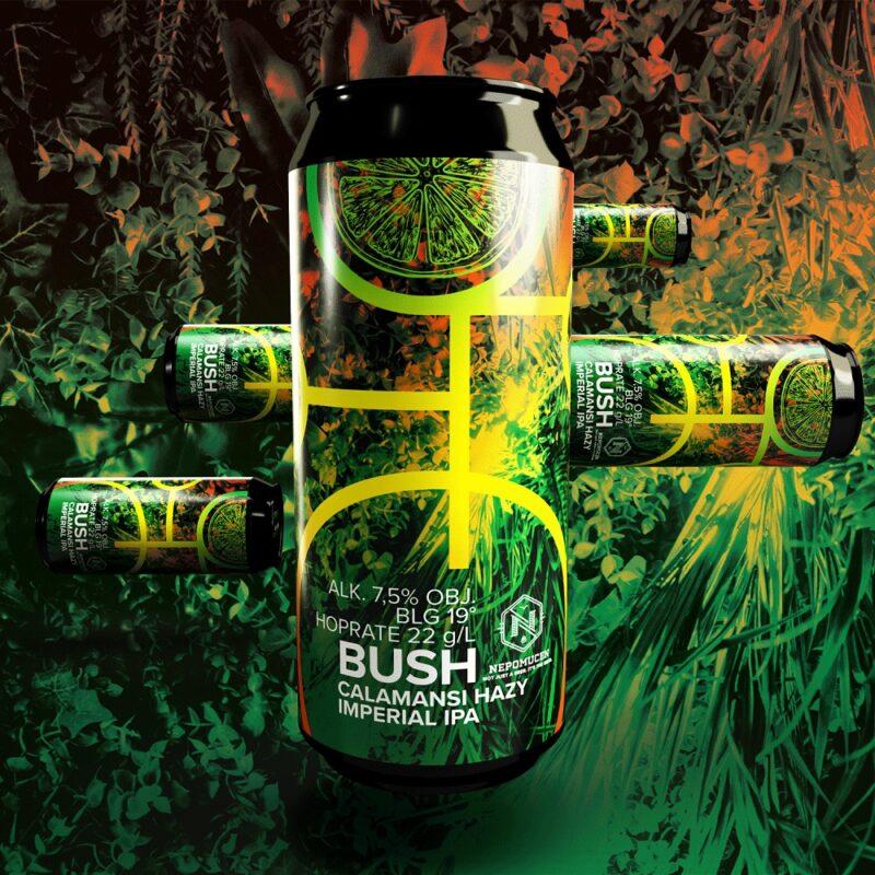 nepomucen bush