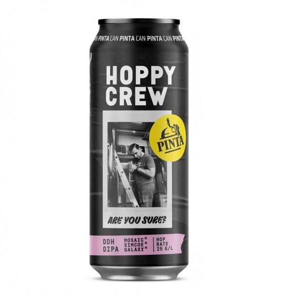 pinta hoppy crew can are you sure