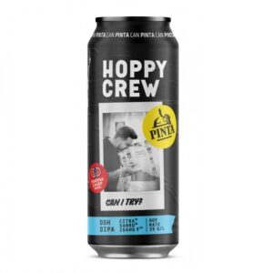 pinta hoppy crew can i try can