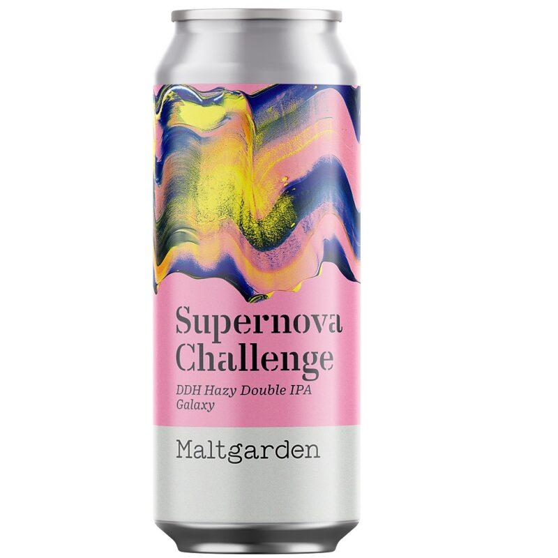 puszka MG Supernova challenge