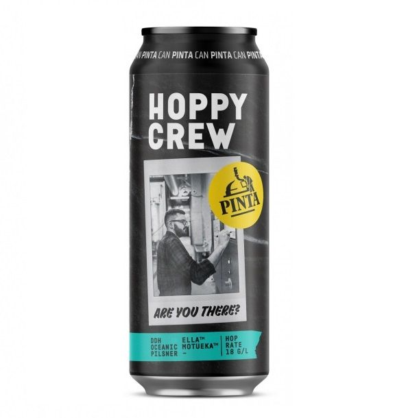 pinta hoppy crew are you there