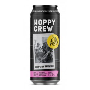 pinta hoppy crew what is in the box can