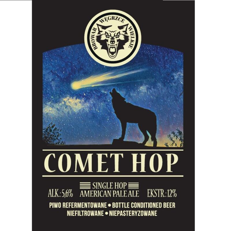 Comet Hop 1