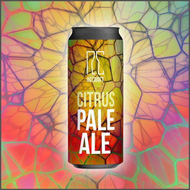 Recraft Citrus Pale Ale