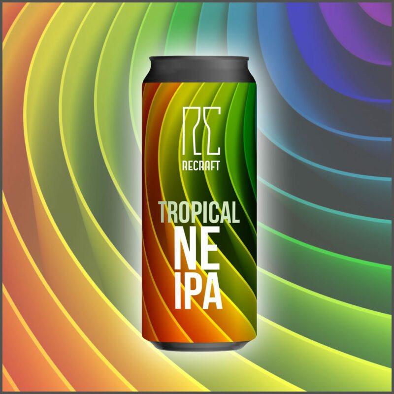 Recraft Tropical NEIPA