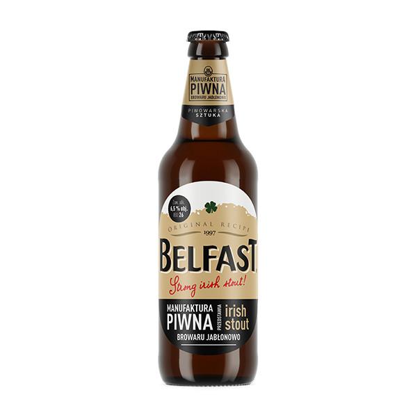 Manufaktura Piwna Belfast