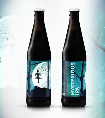 mysterious ipa