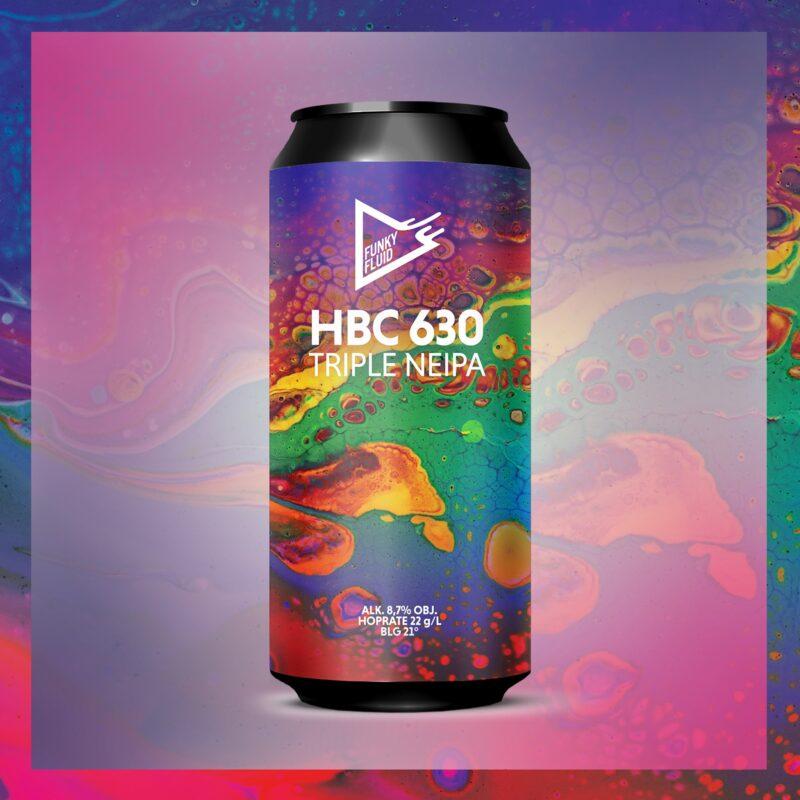funky fluid HBC 630