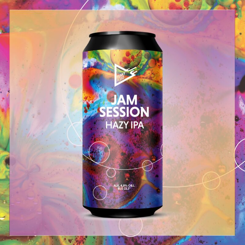 funky fluid jam session