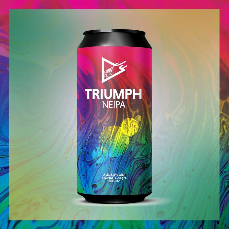 funky fluid triumph neipa