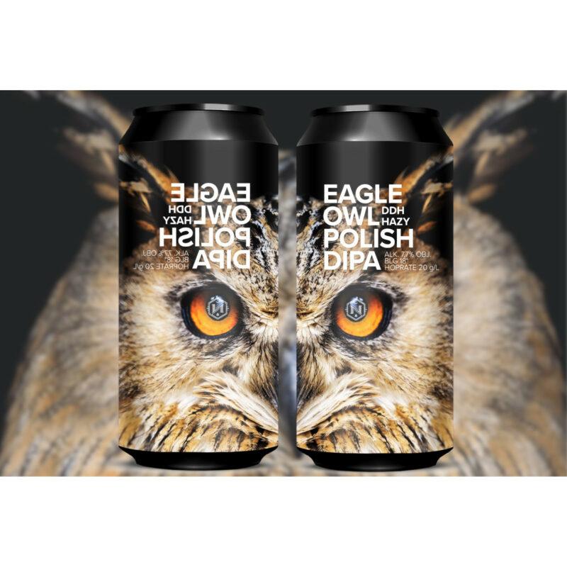 nepomucen eagle owl polish neipa