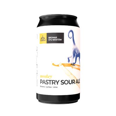 stu mostow pastry sour banana