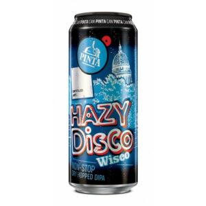 pinta hazy disco wisco