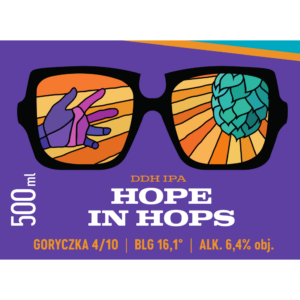 HOPE IN HOPS DDH IPA